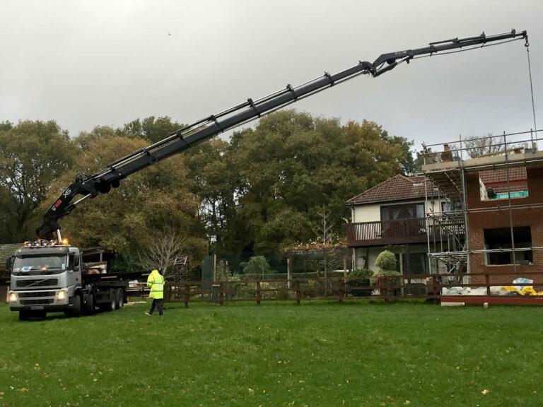 Mb Crane Hire 105 Tonne Metre Cranes