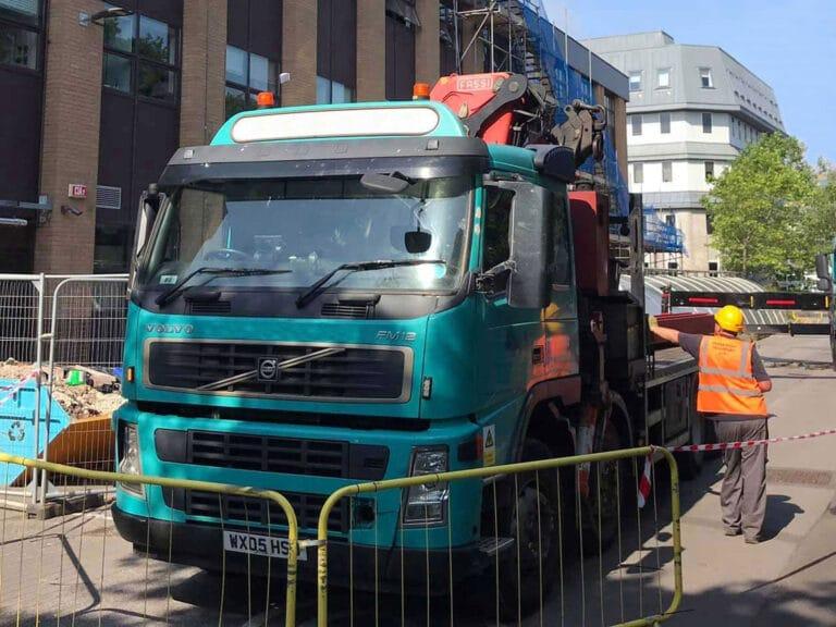 Mb Crane Hire 50 Tonne Metre Cranes